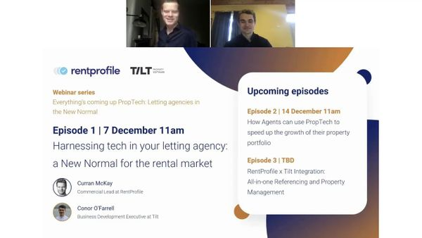 Webinar recording: Harnessing tech in your letting agency